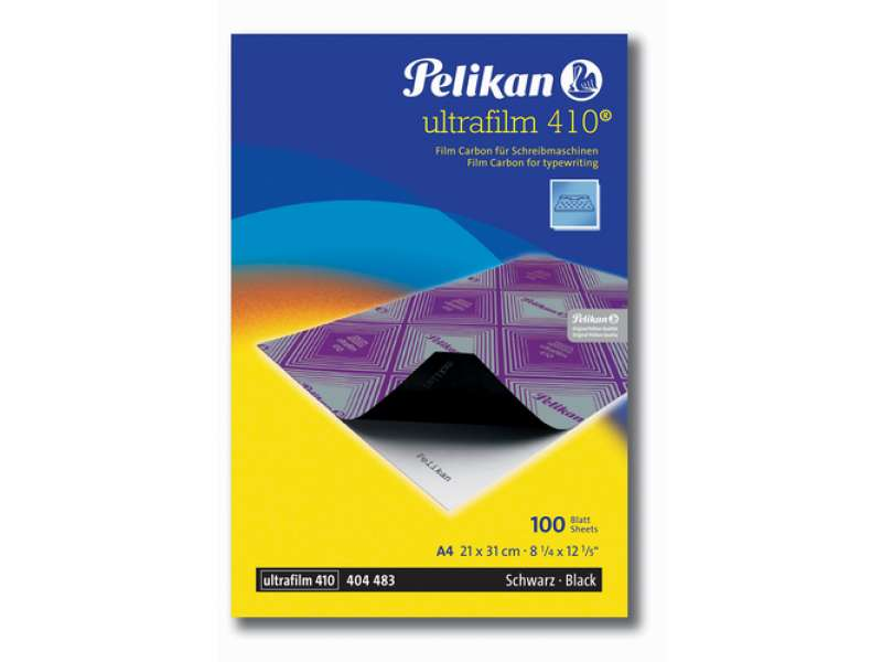 Carta carbone Ultrafilm 410 PELIKAN