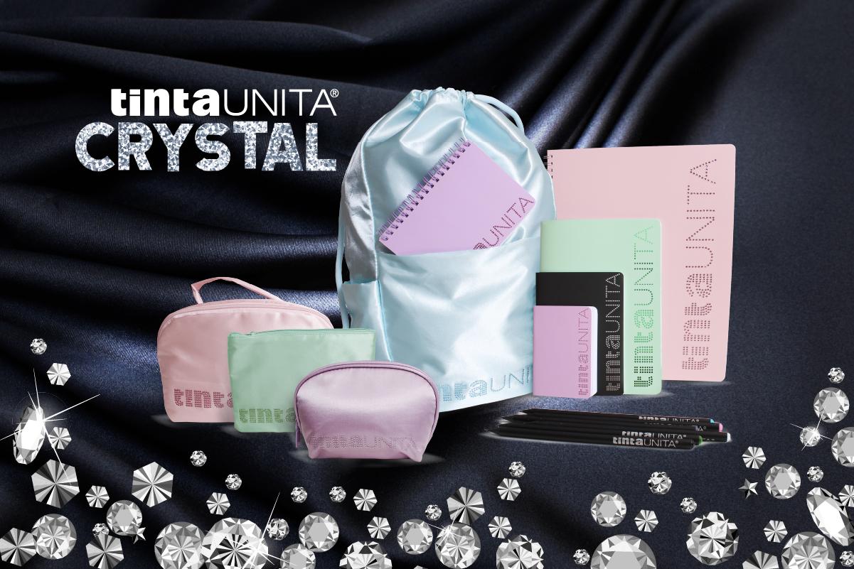 Tinta Unita Crystal