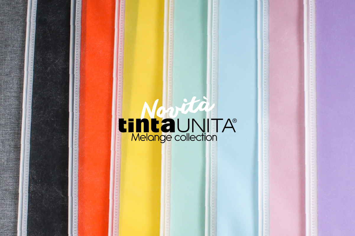 Tinta Unita Melange Collection