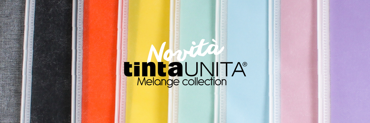 Tinta Unita Melange Collection