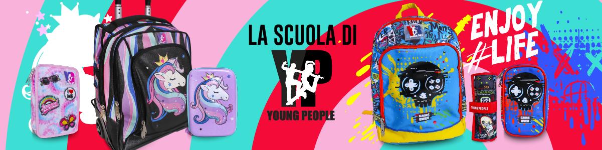 La Scuola di Young People 2021